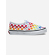 VANS Rainbow Classic Slip-On Kids Shoes