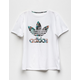 ADIDAS Originals Trefoil Tropical Girls Tee