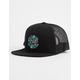 RIP CURL Bolero Black Mens Trucker Hat