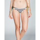 VOLCOM Dotted Line Bikini Bottoms