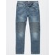 RSQ Tokyo Super Skinny Moto Boys Jeans