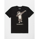 RIOT SOCIETY Dabbing Sloth Boys T-Shirt