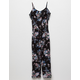 MIMI CHICA Floral Girls Jumpsuit