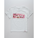 DIAMOND SUPPLY CO. Cherry Blossom Logo Boys T-Shirt