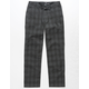RSQ London Plaid Boys Chino Pants