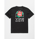 RVCA Roze Boys T-Shirt
