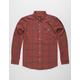 BRIXTON Howl Mens Plaid Shirt