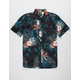 VANS Peace Out Floral Mens Shirt