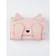Hiding Cat Pink Wallet