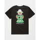 GRIZZLY Bear & Loathing Mens T-Shirt