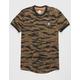 ADIDAS Camo Ringer Mens T-Shirt