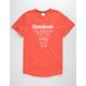 REEBOK Longer Mens T-Shirt