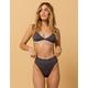 RVCA Linear Cheeky Bikini Bottoms