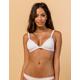 DAMSEL Web Stitch Triangle Bikini Top