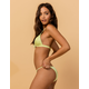DAMSEL Scale Cheeky Bikini Bottoms