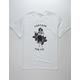 CAPTAIN FIN Hula Skeleton Mens T-Shirt