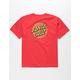 SANTA CRUZ Classic Dot Boys T-Shirt