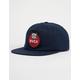 RVCA Patch Cap Mens Snapback Hat