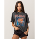 DAY BY DAY DREAMER Def Leopard Womens Tee
