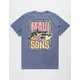 MAUI AND SONS Shark Ride Mens T-Shirt