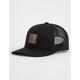 RVCA All The Way Curved Brim Mens Trucker Hat