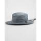 RVCA Hybid Grey Mens Boonie Hat