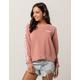 AMUSE SOCIETY Rose Womens Sweatshirt