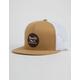 BRIXTON Wheeler Copper Mens Trucker Hat