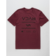RVCA Building Mens T-Shirt