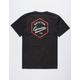 BRIXTON Yates Mens T-Shirt