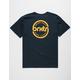 BRIXTON Feldman Mens T-Shirt