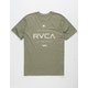 RVCA Lock In Mens T-Shirt