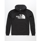 THE NORTH FACE Half Dome Black Mens Hoodie