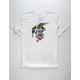 RVCA Eagle Skull Mens T-Shirt