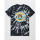 HAPPY HOUR Skull N Roses Mens T-Shirt