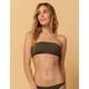 O'NEILL Salt Water Bandeau Olive Bikini Top