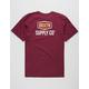 BRIXTON Slade Mens T-Shirt