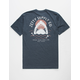 JETTY Shark Breach Mens T-Shirt