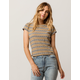RVCA Repeater Womens Baby Tee