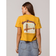 FULL TILT San Francisco Womens Crop Tee