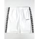 ADIDAS Originals TNT Tape White Mens Shorts