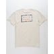 BILLABONG Die Cut Border Mens T-Shirt