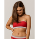 TOMMY HILFIGER Red Bandeau