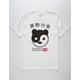 RIOT SOCIETY Panda Ying Yang Mens T-Shirt