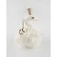 Swan Plush Keychain