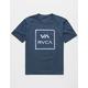RVCA VA ATW Floral Boys T-Shirt
