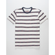 RVCA Outer Sunset Mens Pocket Tee