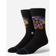 STANCE Basquiat Head Case Mens Crew Socks