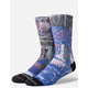 STANCE Basquiat Anatomy Mens Crew Socks