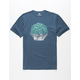 VISSLA Etched Mens T-Shirt